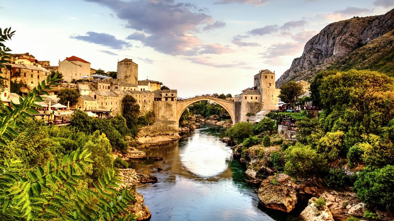 Dovolená Bosna aHercegovina | © Lazar Adrian Catalin | Dreamstime.com