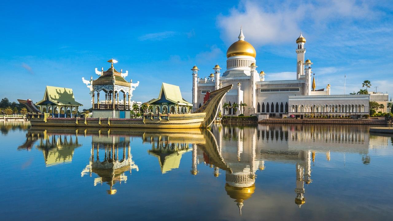 Dovolená Brunej   © Richie Chan   Dreamstime.com