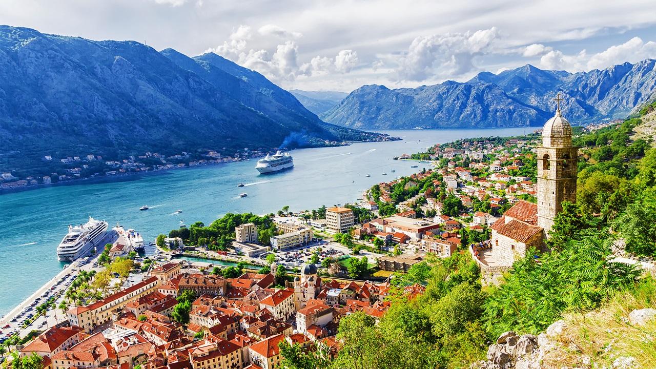Dovolená Černá Hora | © Dimbar76 | Dreamstime.com