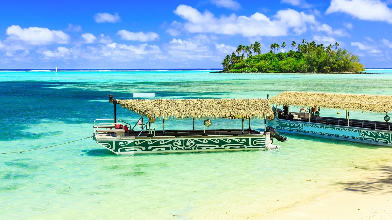 Dovolená Cookovy ostrovy | © Sorin Colac | Dreamstime.com