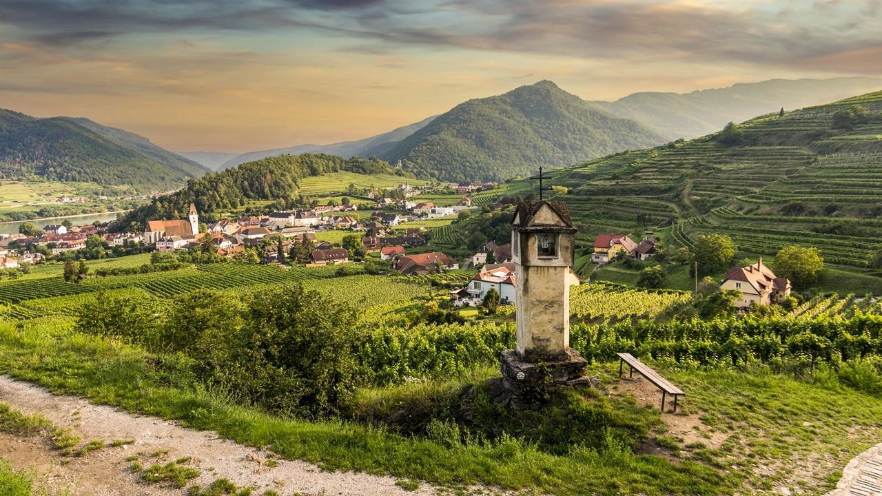 Dovolená Dolní Rakousko   © Sergey Fedoskin   Dreamstime.com