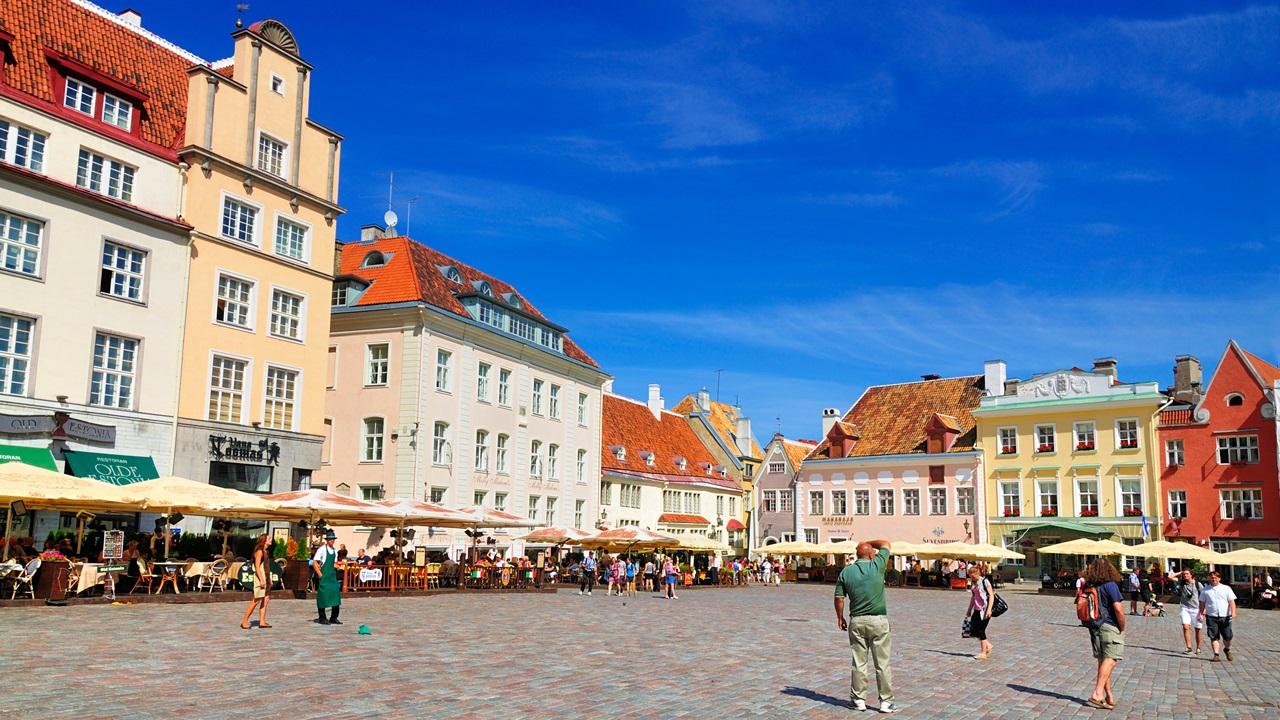 Dovolená Estonsko | © Dennis Dolkens | Dreamstime.com