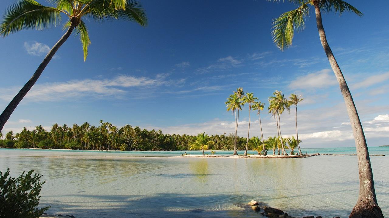 Dovolená Francouzská Polynésie   © Luca Roggero   Dreamstime.com