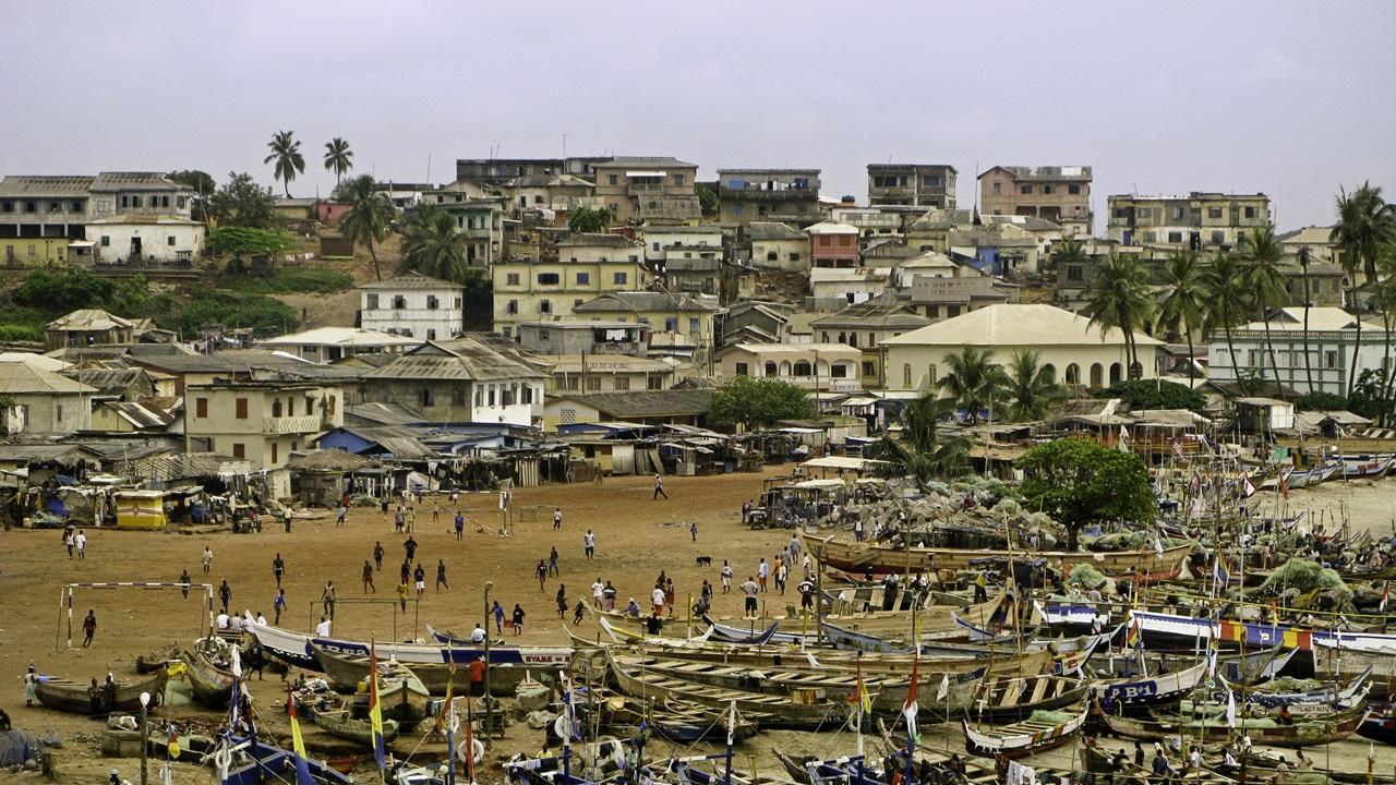 Dovolená Ghana   © Steveheap   Dreamstime.com