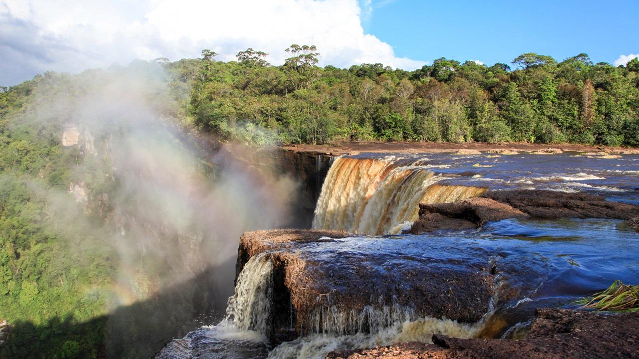 Dovolená Guyana | © Victor Zherebtsov | Dreamstime.com
