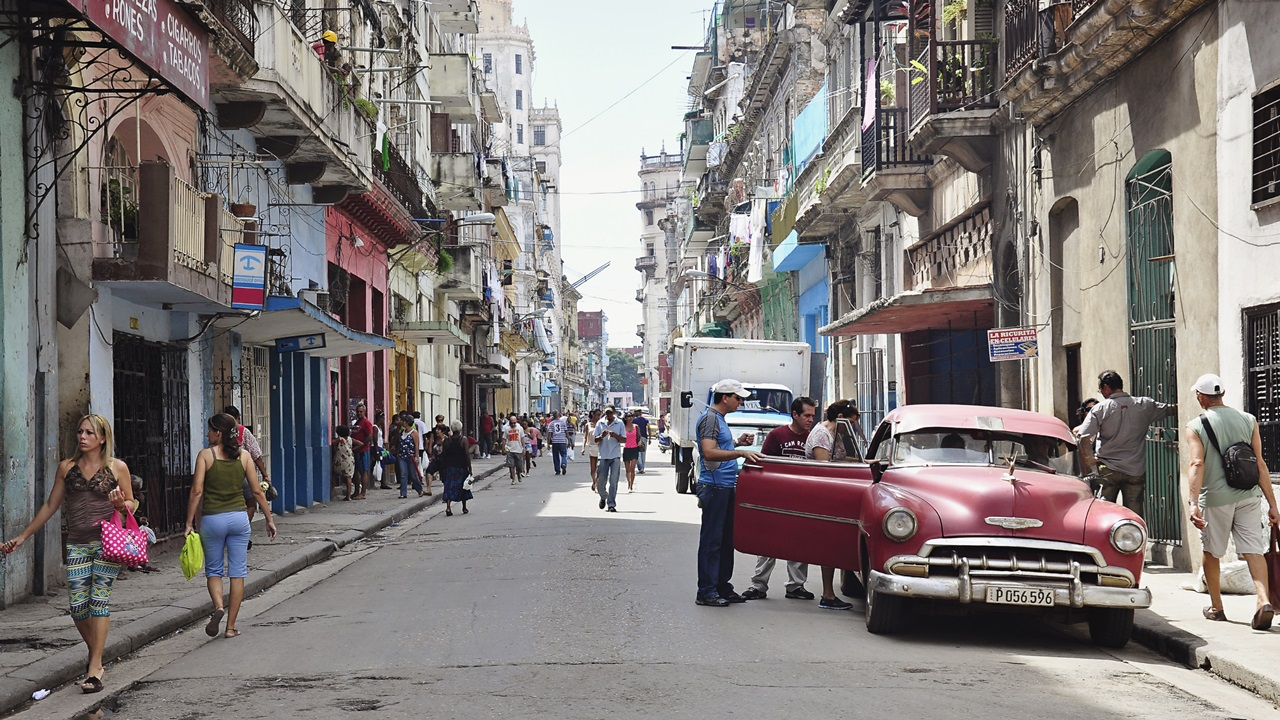 Dovolená Havana   © Alicja Ludwikowska   Dreamstime.com
