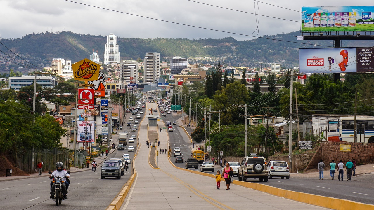 Dovolená Honduras | © Christopher Heil | Dreamstime.com