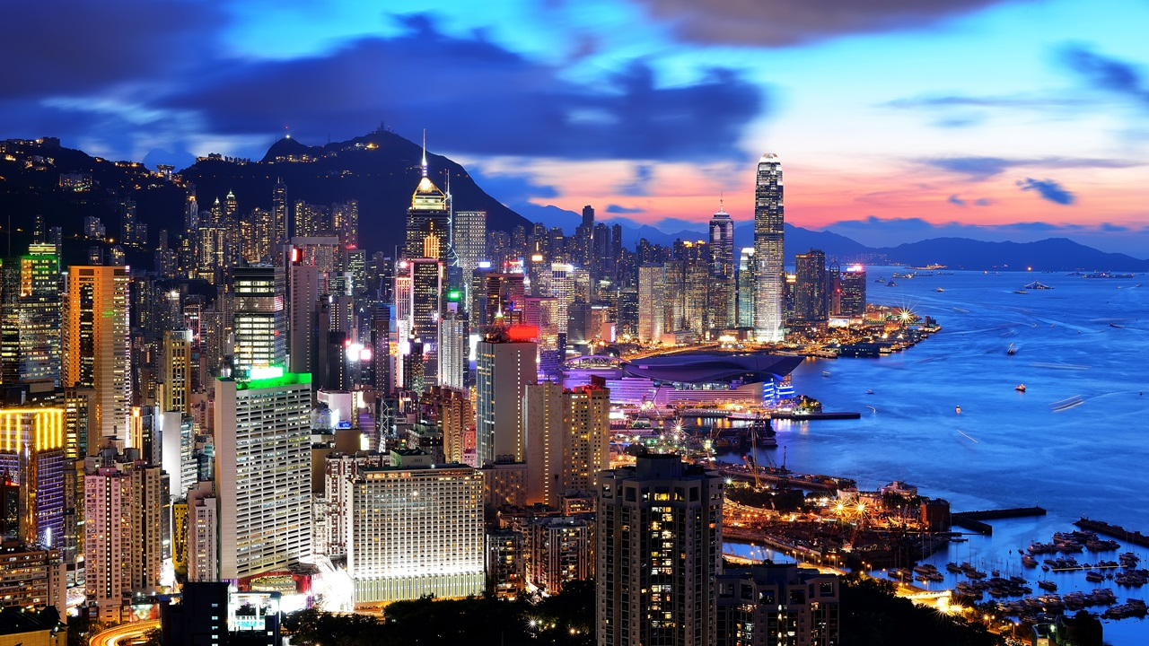 Dovolená Hongkong   © Nohead Lam   Dreamstime.com