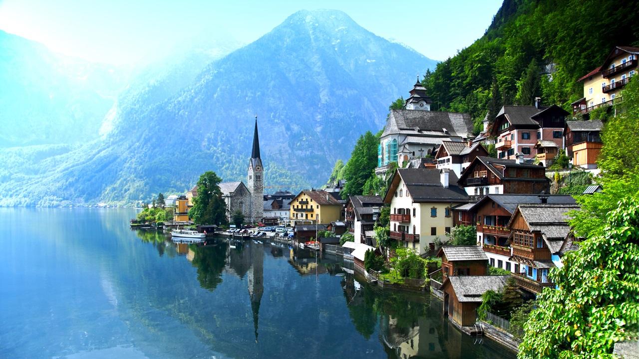 Dovolená Horní Rakousko   © Minyun Zhou   Dreamstime.com