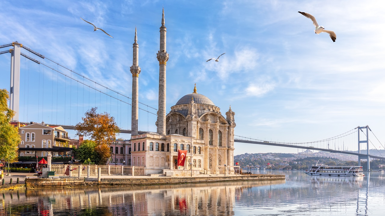 Dovolená Istanbul | © Anton Aleksenko | Dreamstime.com