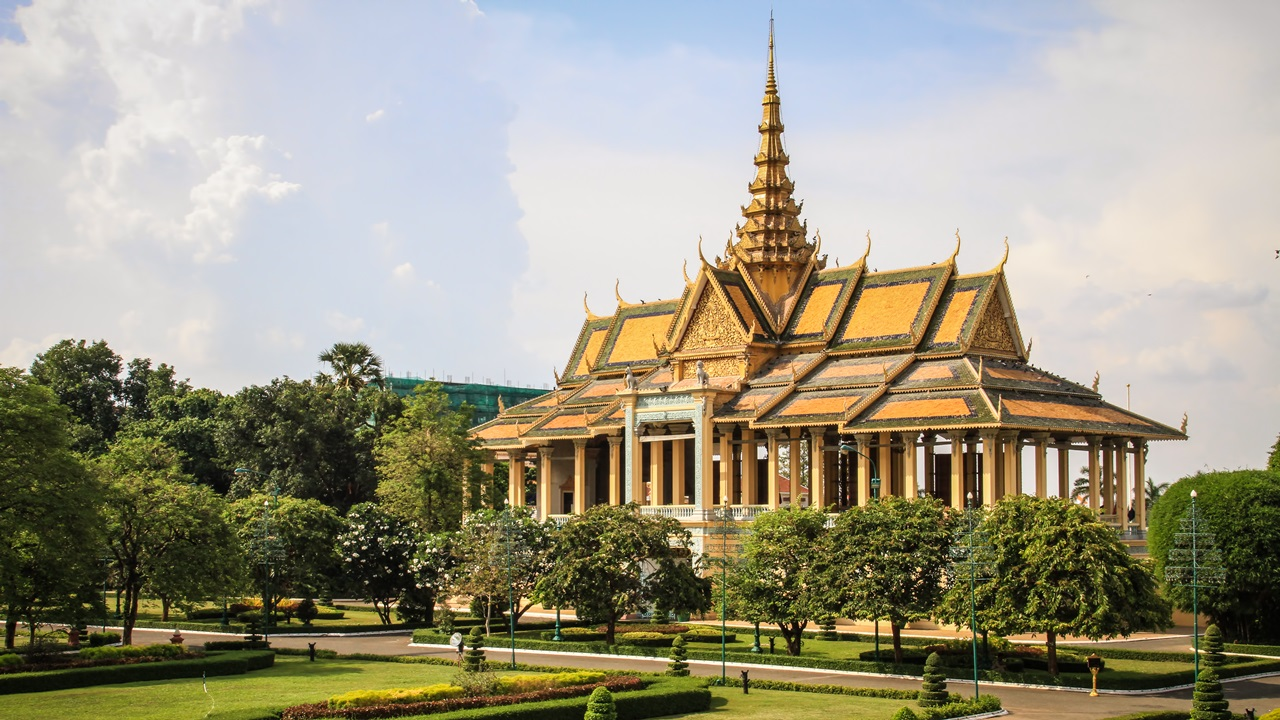 Dovolená Kambodža | © Letloose78 | Dreamstime.com