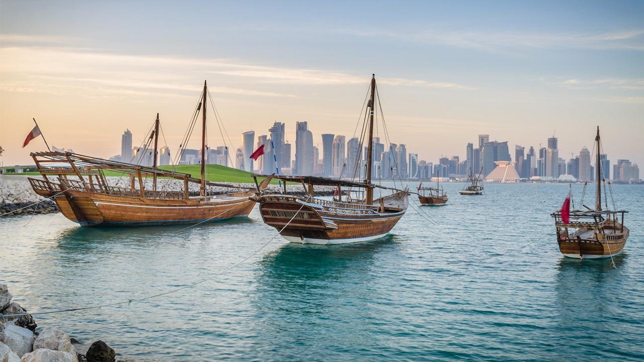 Dovolená Katar | © Fitria Ramli  Dreamstime.com