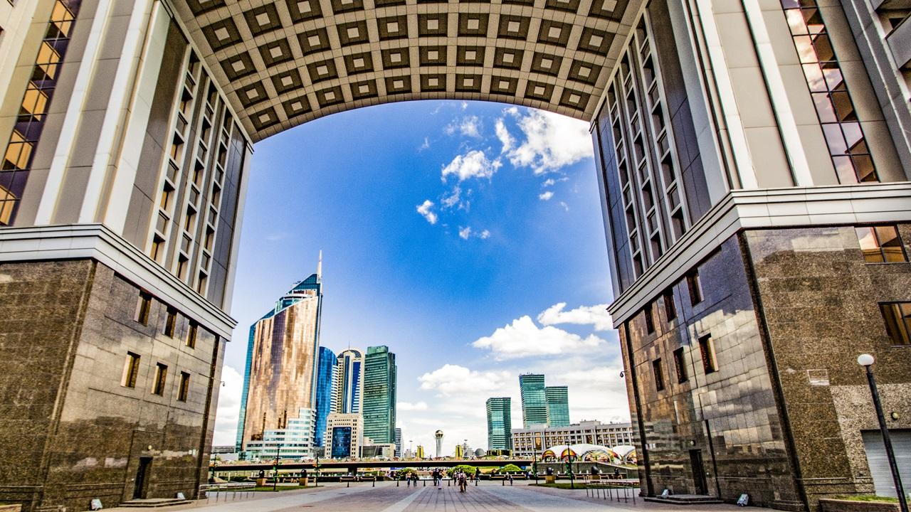 Dovolená Kazachstán   © Valery Sergeev   Dreamstime.com