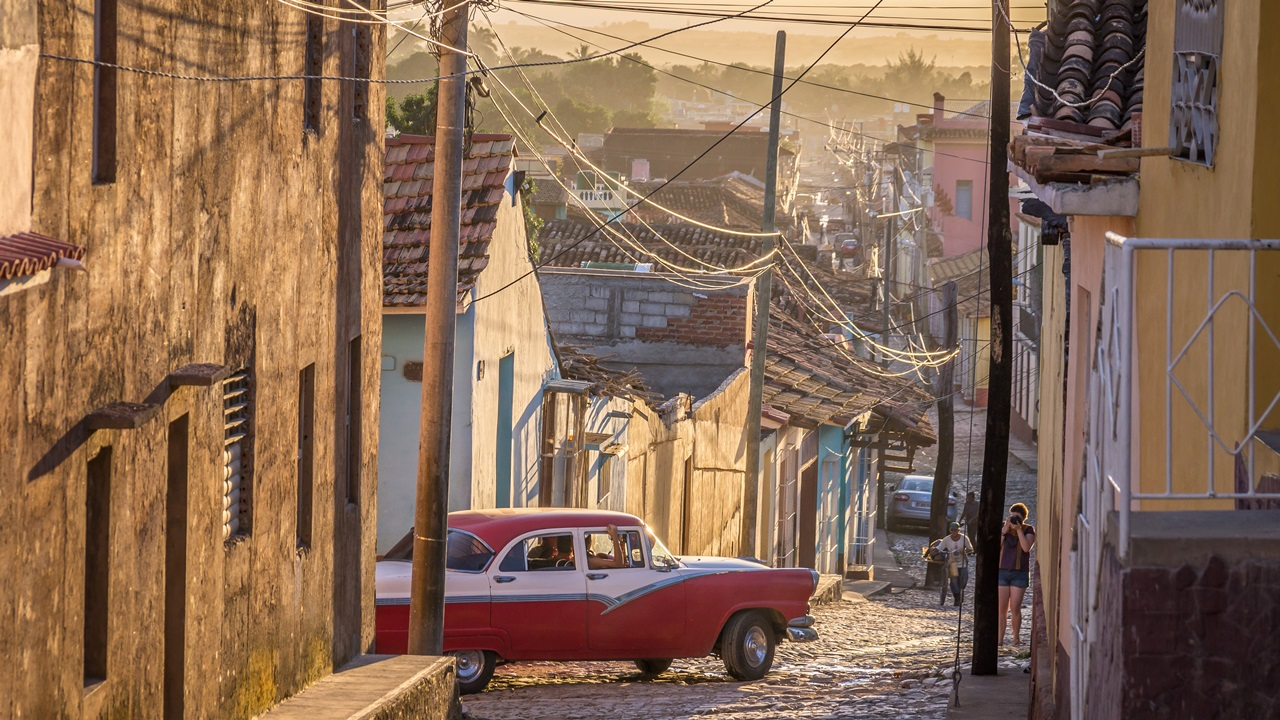 Dovolená Kuba | © Julian Peters | Dreamstime.com