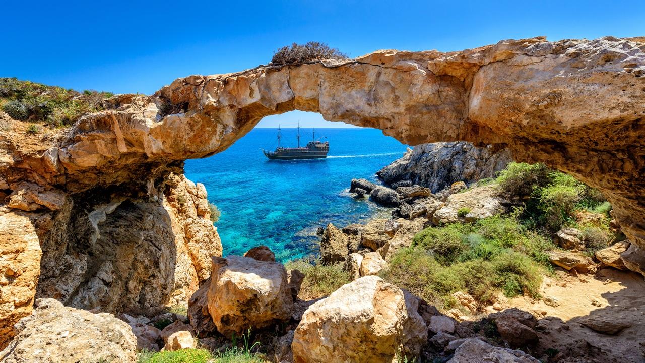 Dovolená Kypr | © Simon Hack | Dreamstime.com