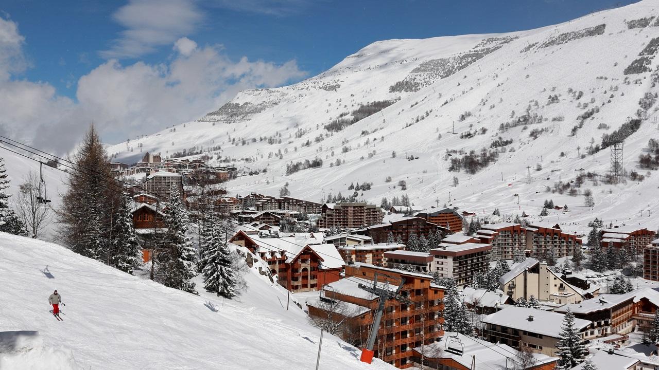 Dovolená Les Deux Alpes | © Pavel Dospiva | Dreamstime.com