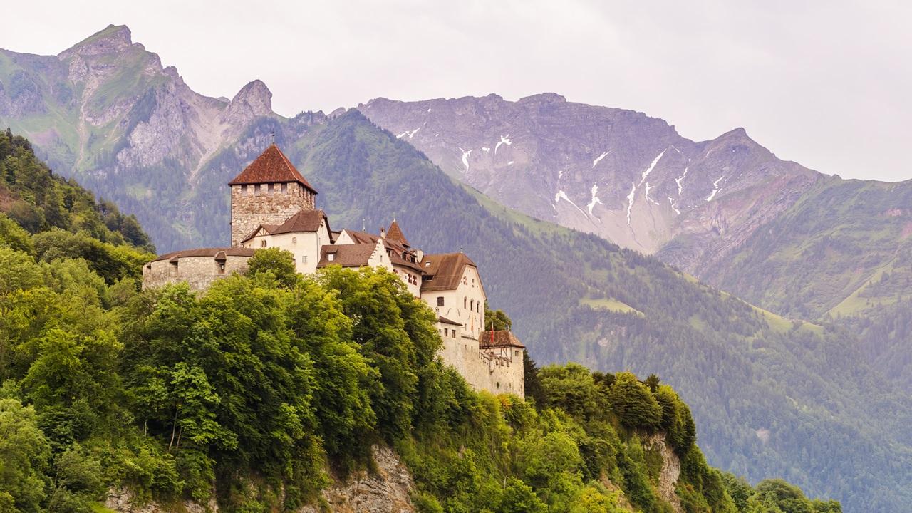 Dovolená Lichtenštejnsko | © Silvian Tomescu | Dreamstime.com