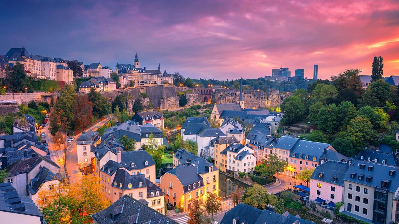 Dovolená Lucembursko   © Rudi1976   Dreamstime.com