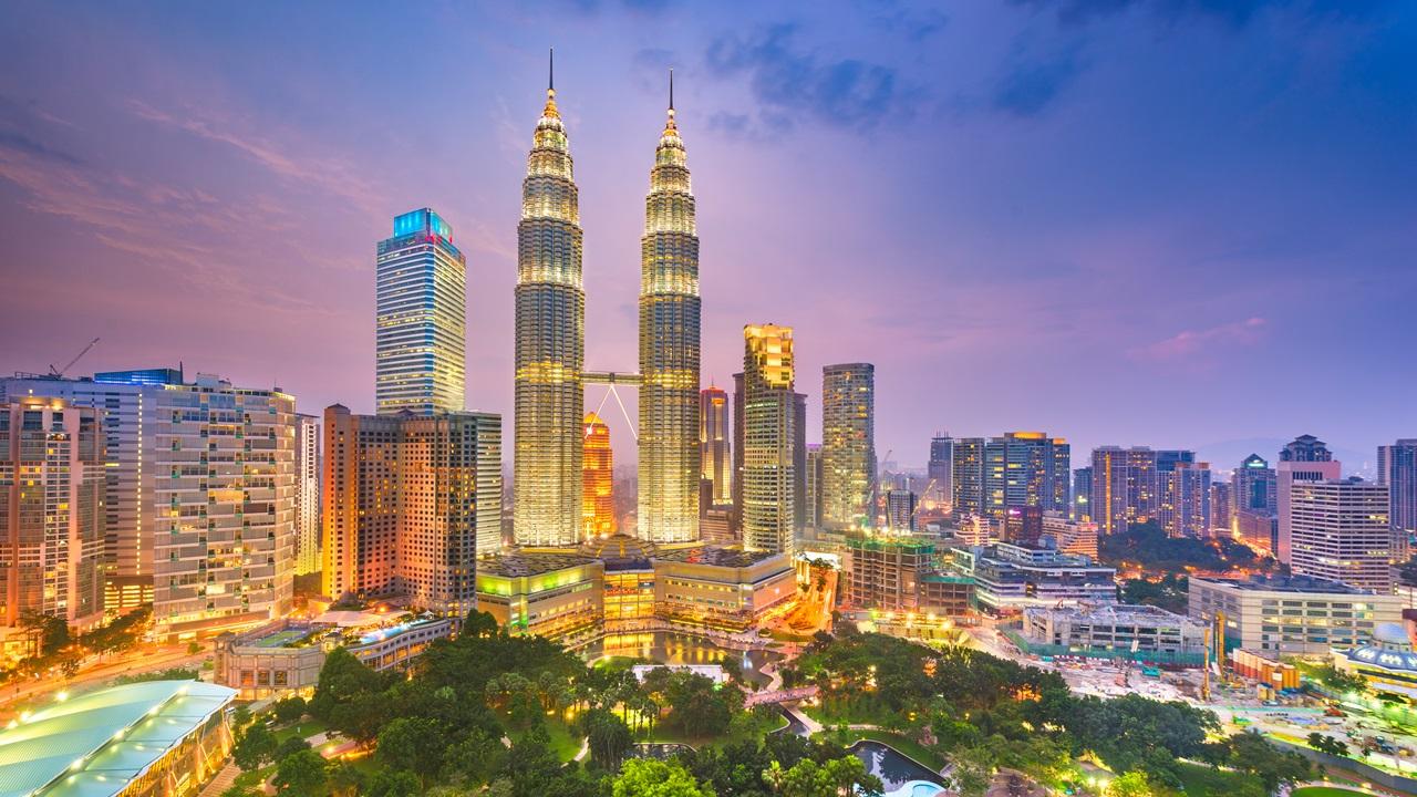 Dovolená Malajsie   © Sean Pavone   Dreamstime.com