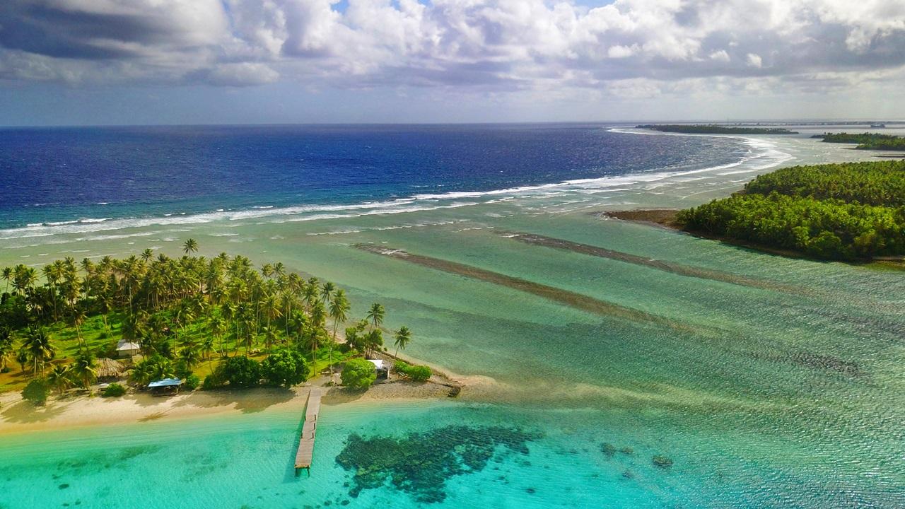 Dovolená Marshallovy ostrovy   © Colton Nie   Dreamstime.com