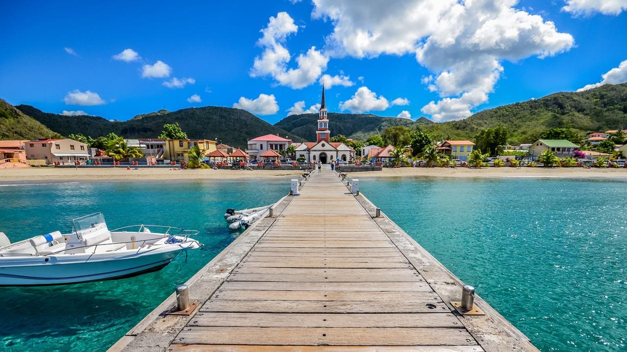 Dovolená Martinik   © Damien VERRIER   Dreamstime.com