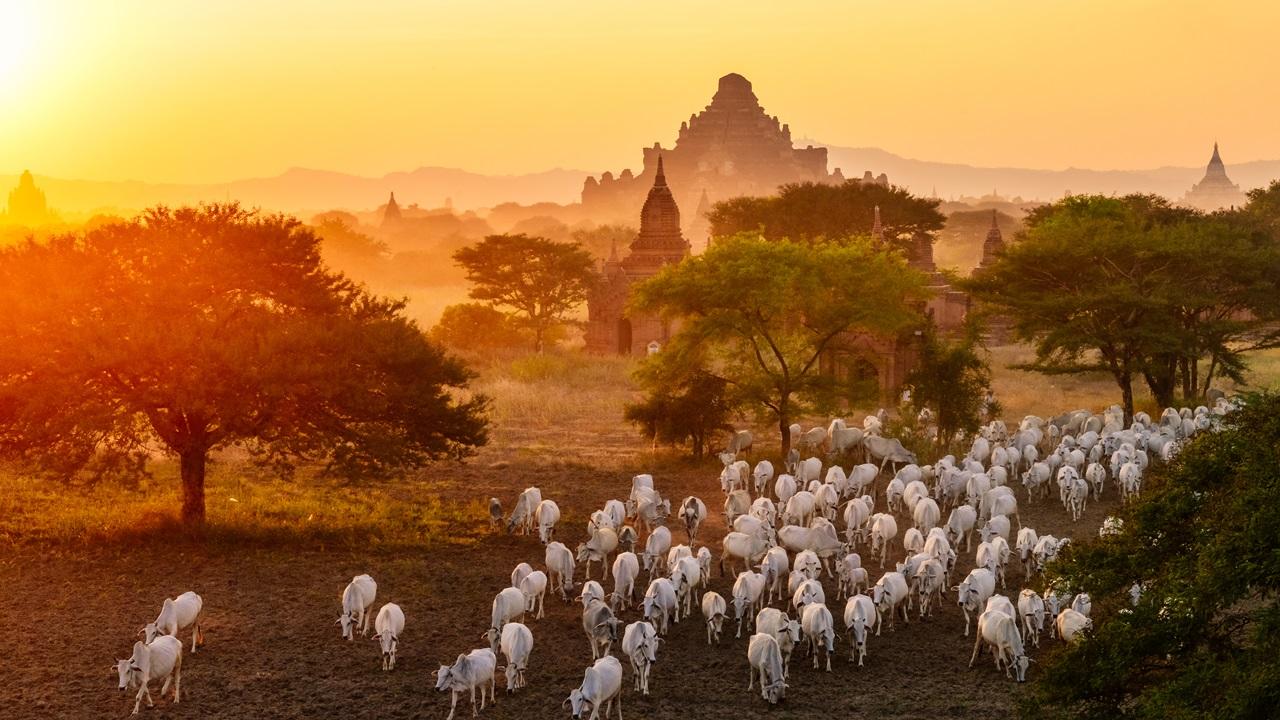 Dovolená Myanmar (Barma) | © He Tian | Dreamstime.com