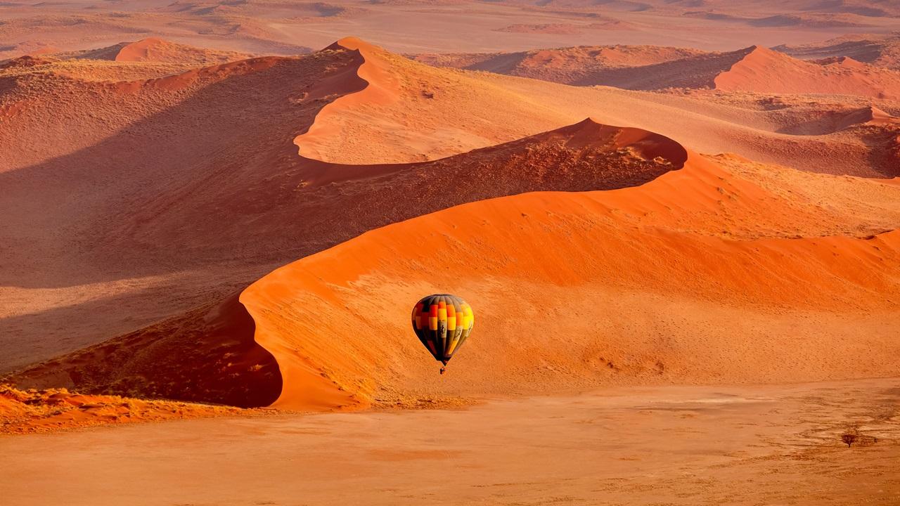 Dovolená Namibie | © Chris De Blank | Dreamstime.com