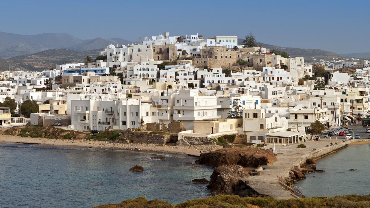 Dovolená Naxos | © Panagiotis Karapanagiotis | Dreamstime.com