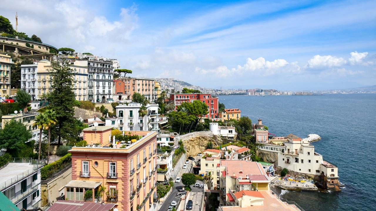 Dovolená Neapol   © Pixabay.com