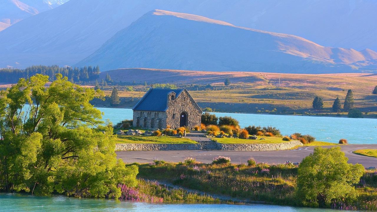 Dovolená Nový Zéland   © Pixabay.com