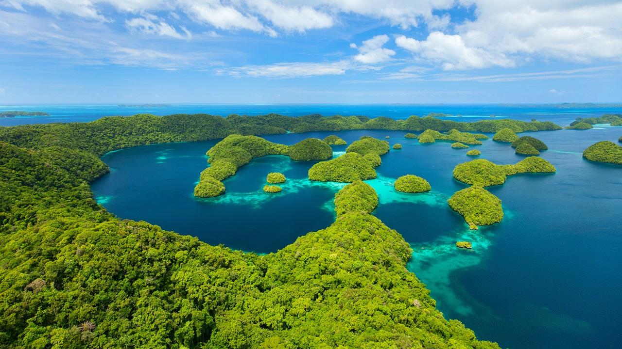 Dovolená Palau | © Alexander Shalamov | Dreamstime.com