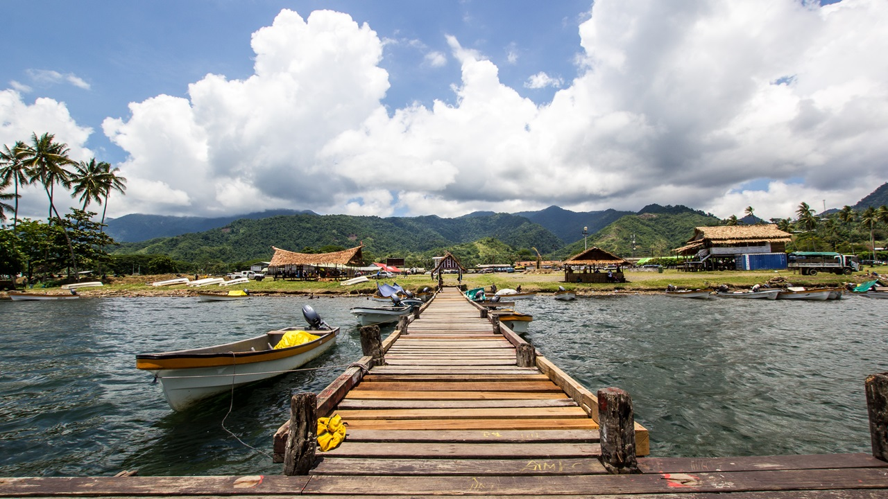 Dovolená Papua Nová Guinea   © Dreamstime.com