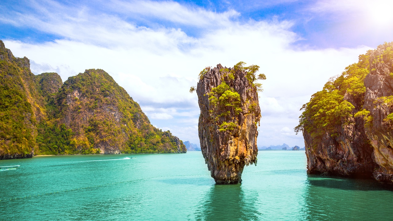 Dovolená Phuket   © Djsash   Dreamstime.com