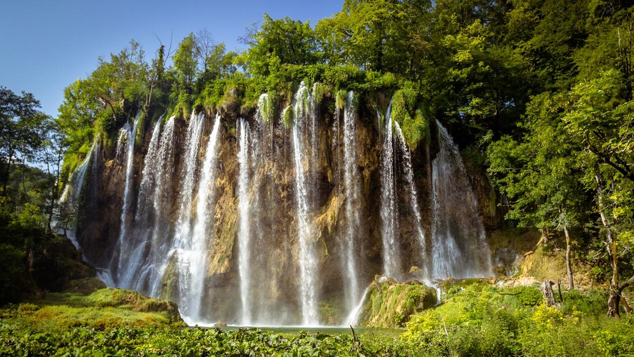 Dovolená Plitvická jezera | © Sergii Zysko | Dreamstime.com