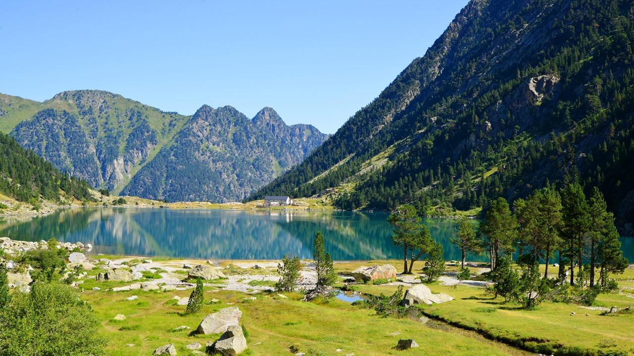Dovolená Pyreneje | © Vaclav Volrab | Dreamstime.com