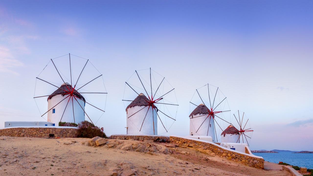 Dovolená Řecko | © Claudiodivizia | Dreamstime.com
