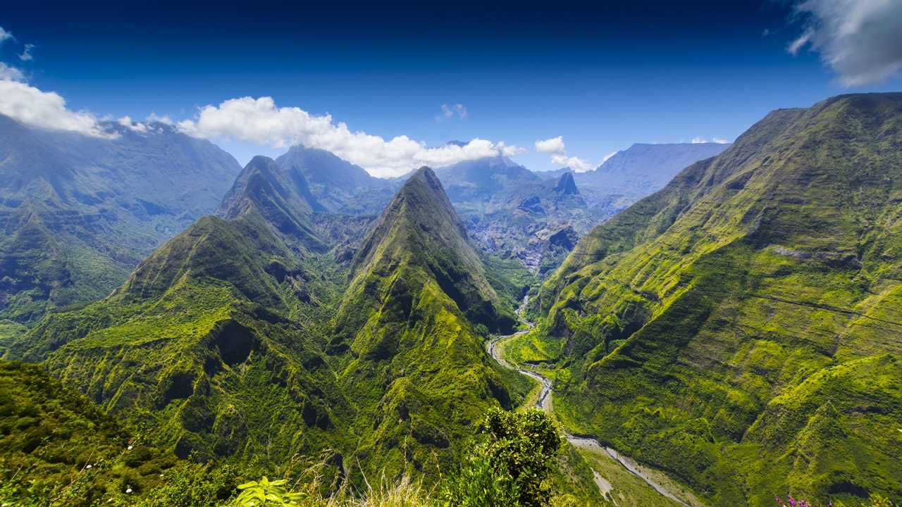 Dovolená Réunion   © Gawel   Dreamstime.com