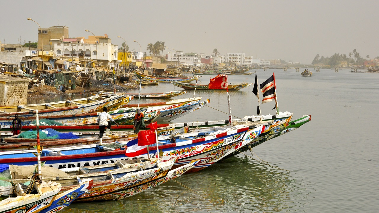 Dovolená Senegal   © Smandy   Dreamstime.com