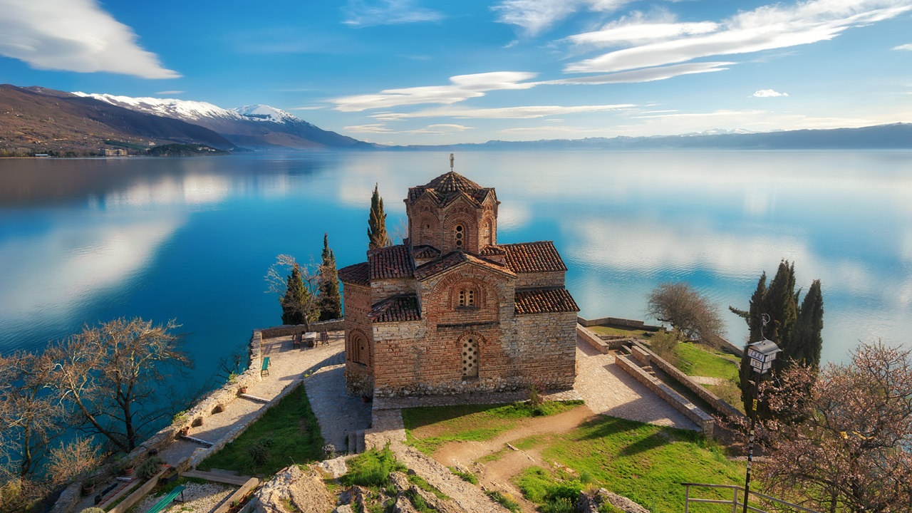 Dovolená Severní Makedonie | © Lukas Bischoff | Dreamstime.com