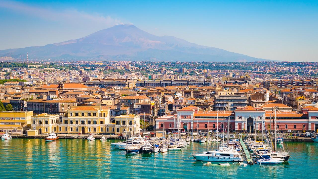 Dovolená Sicílie   © Napa735   Dreamstime.com