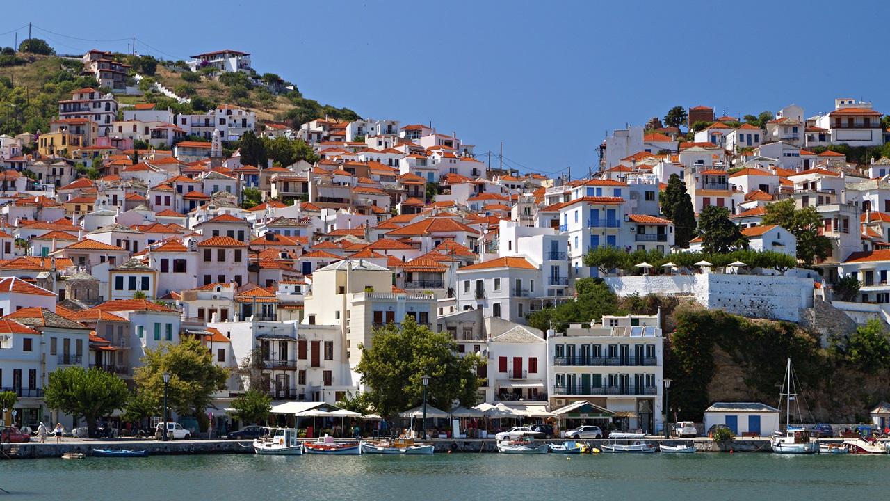 Dovolená Skopelos | © Panagiotis Karapanagiotis | Dreamstime.com