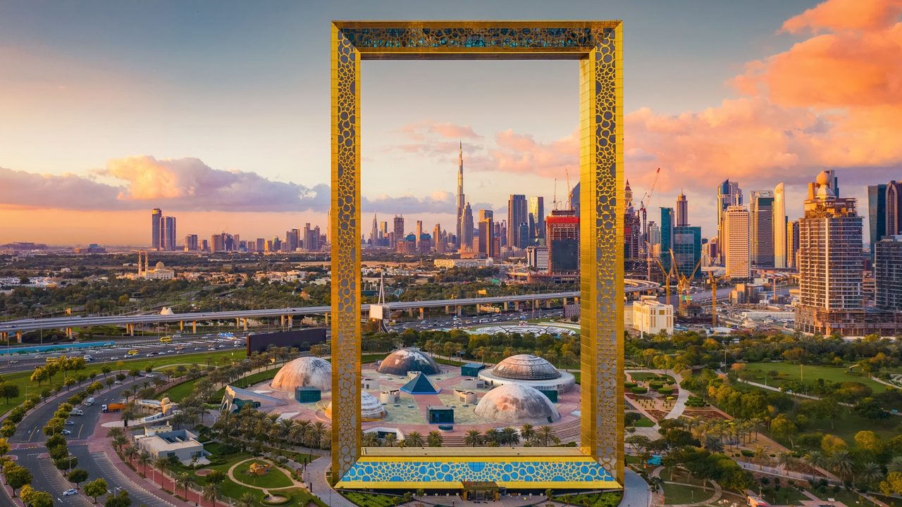 Dovolená Spojené arabské emiráty | © Tampatra1 | Dreamstime.com