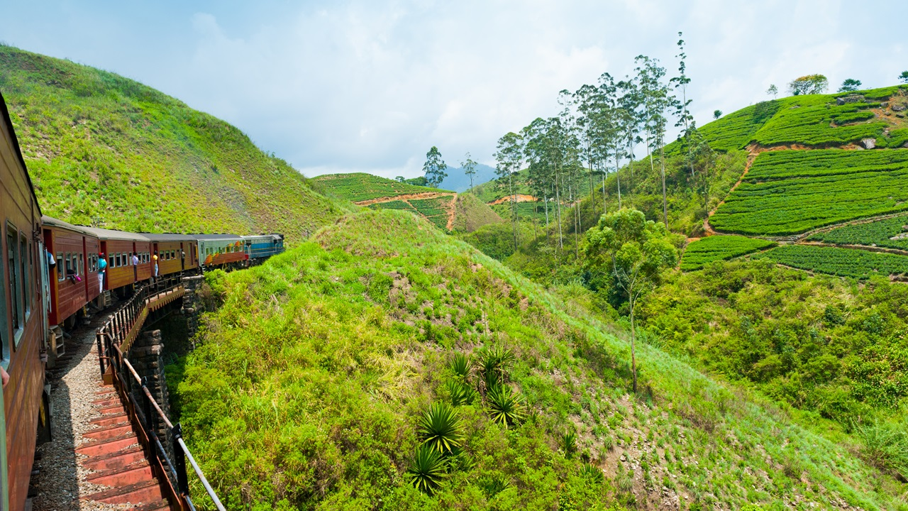 Dovolená Srí Lanka   © Dreamstime.com