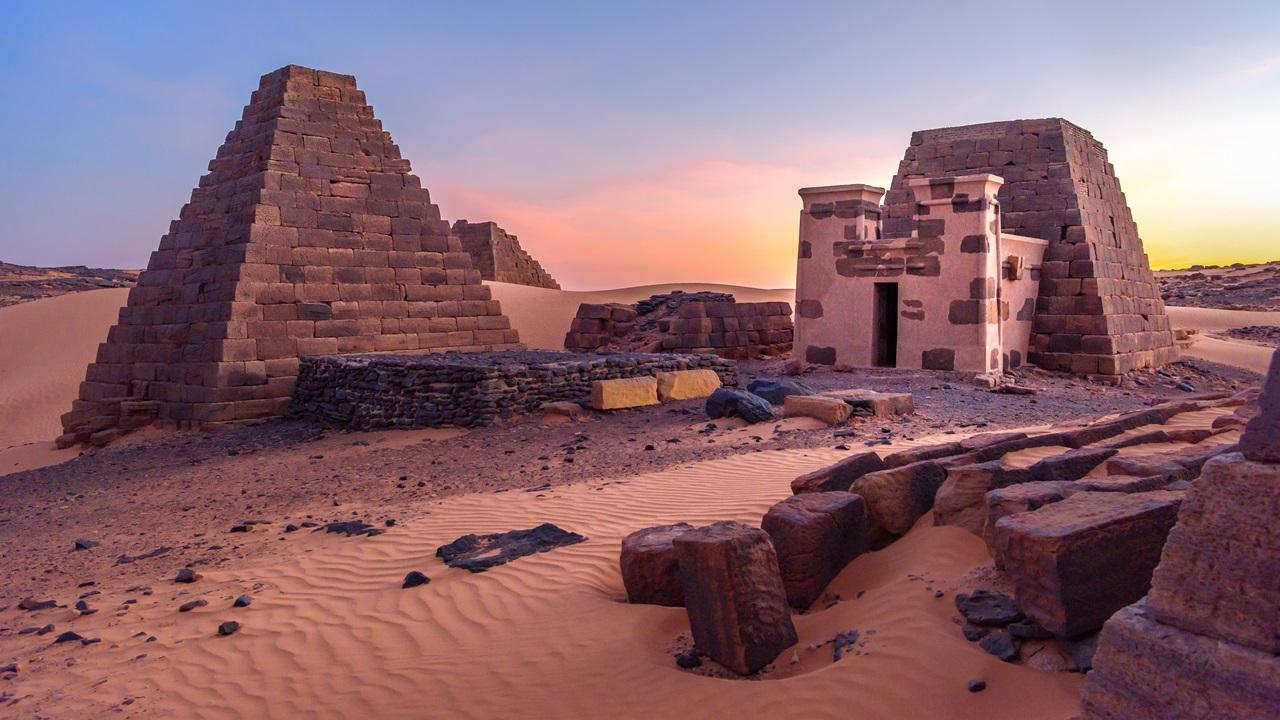Dovolená Súdán | © Maurice Brand | Dreamstime.com