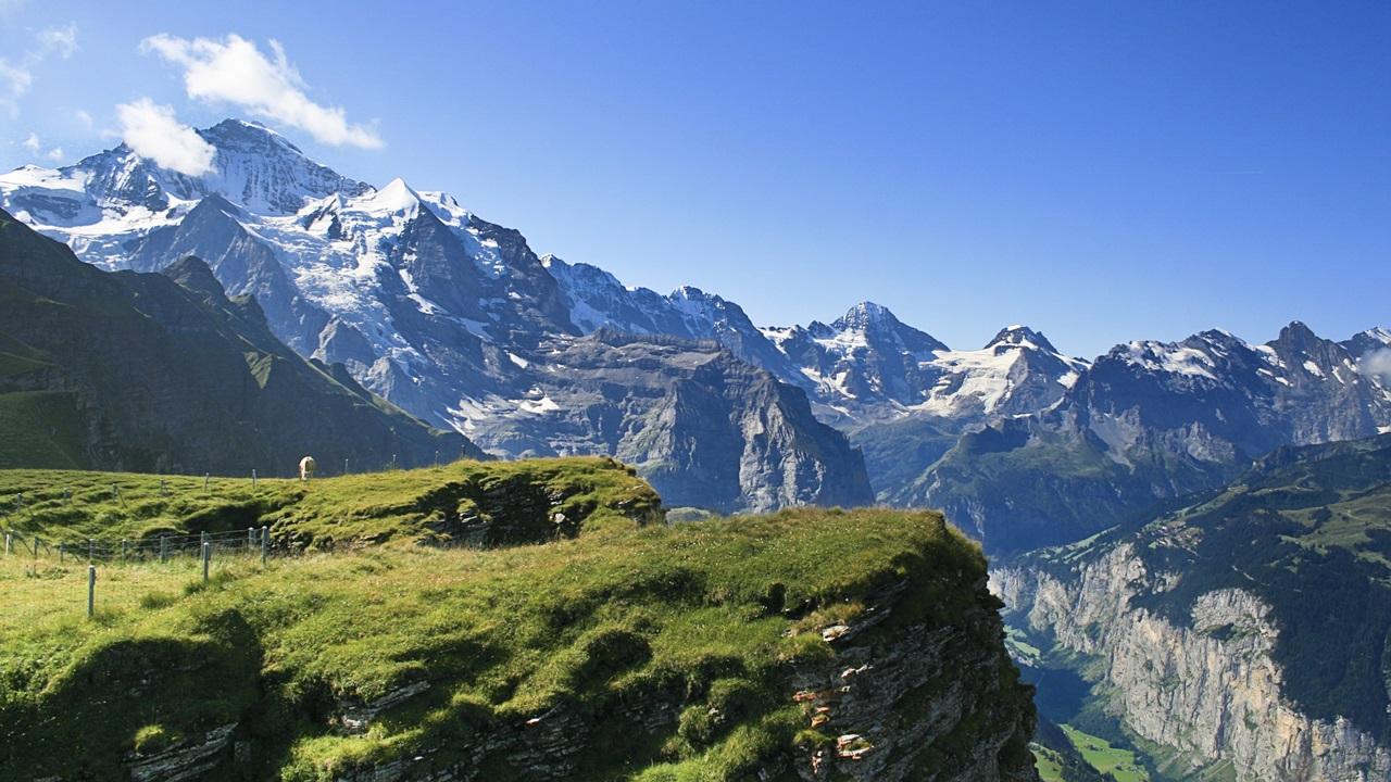 Dovolená Švýcarské Alpy | © Pradi | Dreamstime.com