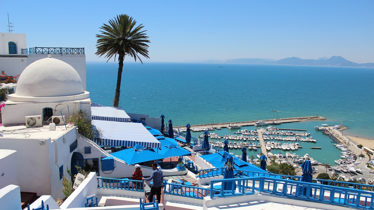 Dovolená Tunisko | © Pixabay.com