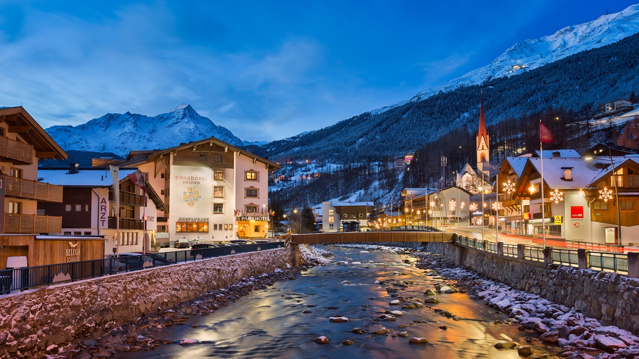 Dovolená Tyrolsko | © Andrey Omelyanchuk | Dreamstime.com