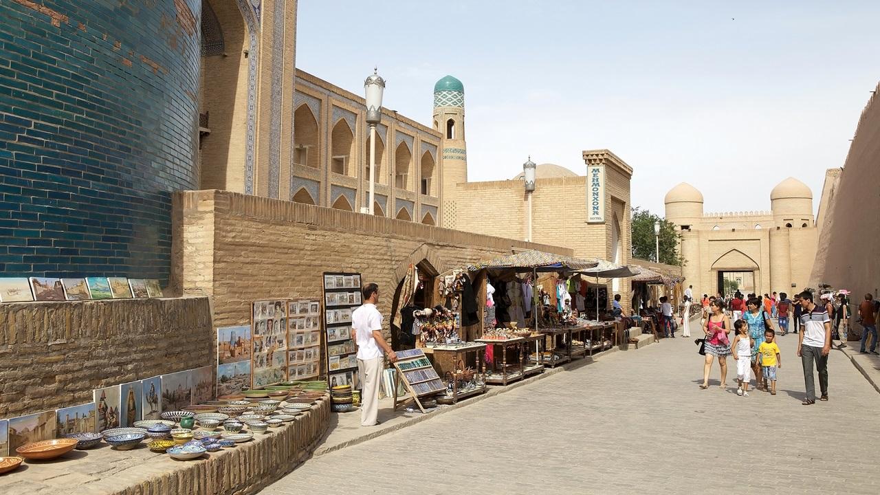Dovolená Uzbekistán   © Antonella865   Dreamstime.com