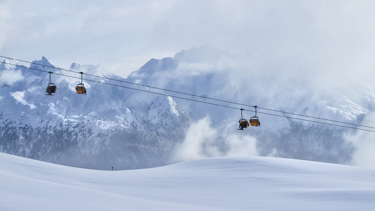 Dovolená Val di Fiemme – Obereggen | © Nadezda Murmakova | Dreamstime.com