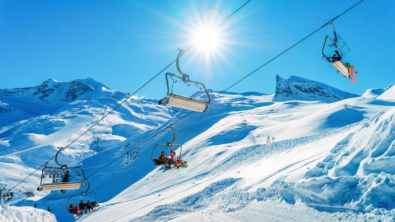 Dovolená Zillertal 3000 – Hintertux | © Erix2005 | Dreamstime.com
